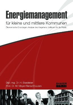Energiemanagement Buch